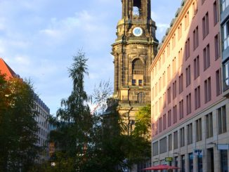 Kreuzkirche Namenslesung