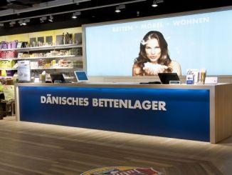 Der neue Store in der Centrum Galerie zeigt sich in einem ganz modernen Outfit. Foto: PR