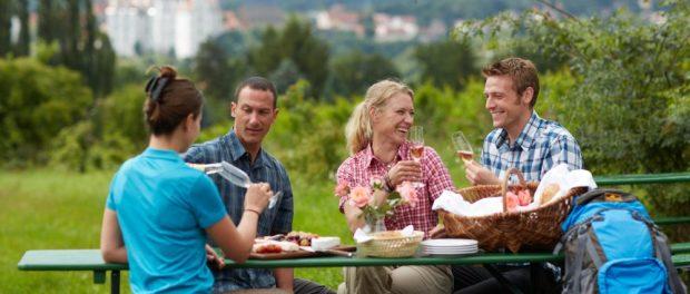 Weingenuss im Sächsischen Elbland