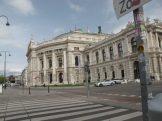 Gottfried Sempers Burgtheater Foto: Una Giesecke