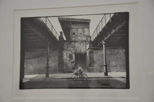 Evelyn Richter: Dresden 1981, Schwarz-weiß-Fotografie Foto: Una Giesecke