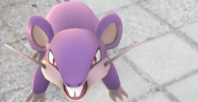 Mit Pokémon Go wird die Straße zur Arena. Foto: F. Sommer