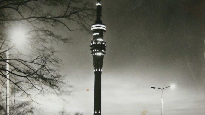 Der Fernsehturm Dresden wurde 1969 eröffnet. Foto: privat