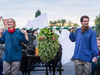 In Radebeul steht ein Wochenende im Zeichen des Weines an. Foto: André Wirsig / PR