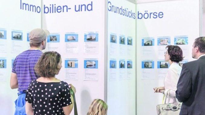 Wo in Dresden gibt es Grundstücke oder Häuser? Antworten findet man auf der Messe. Foto: ORTEC