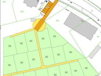 Für diese 17 neuen Parzellen in Niedersedlitz werden Gärtner gesucht. Abb.: ASA