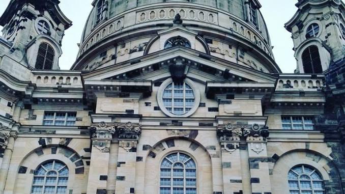 Die Frauenkirche wird 2017 zur Baustelle. Foto: F. Sommer