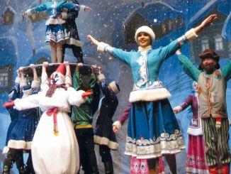 Weihnachten auf Russisch: Zu erleben im Alten Schlachthof. Foto: PR