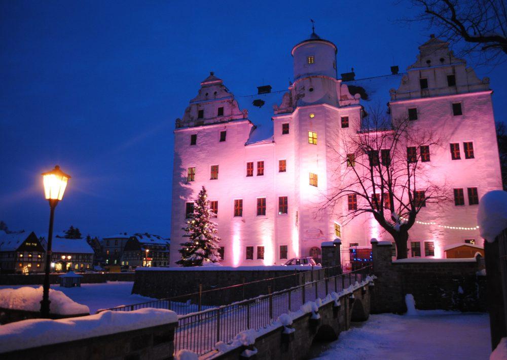 Weihnachtsmarkt am Renaissanceschloss Schönfeld
