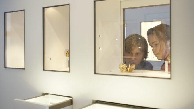Die Welt der Uhren erlebt man in Glashütte. Foto: PR