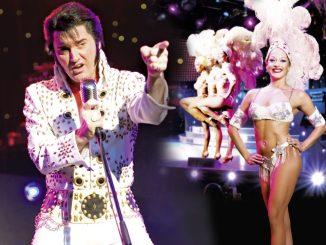 Elvis live in Dresden. Foto: PR
