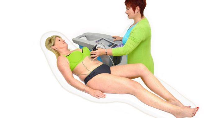 Mittels Ultraschall-Kavitation lassen sich Umfänge reduzieren. Foto: PR