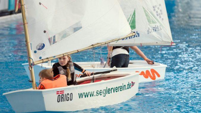Die Messe Leipzig wird zum Paradies für Bootfreunde. Foto: Tom Schulze