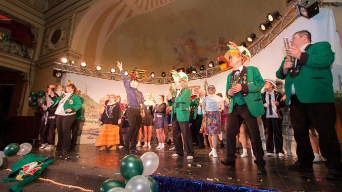 Der Dresdner Carnevals Club sucht neue Mitstreiter. Foto: PR