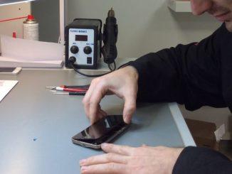 Hier gibt es schnelle Hilfe für das Handy. Foto: PR