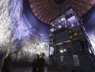 Das Panometer Dresden. Foto: PR