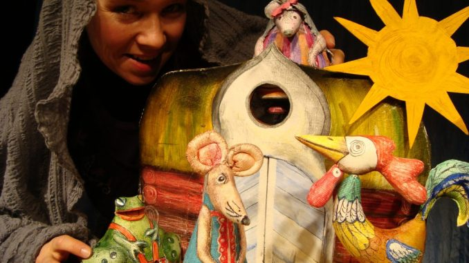 Bei der Radebeuler Kasperiade erwecken Märchenfiguren zum Leben. Foto: PR
