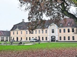 Hotel auf dem einstigen brühlschen Landsitz Foto: Una Giesecke