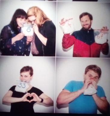 Ob man jemanden riechen kann, ist beim neuen Datingformat der Pheromon Party entscheidend. Foto: Una Giesecke