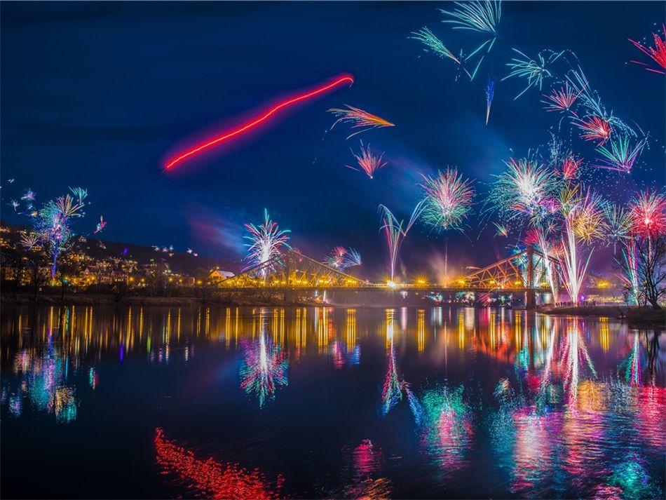 Grüne wollen Feuerwerke in Dresden verbieten