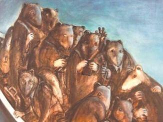 """Angela Hampel: """"Die Ratten verlassen das sinkende Schiff"""" Foto: PR"""