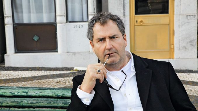 Der Autor Kurt Drawert wird neuer Stadtschreiber von Dresden. Foto: Ute Döring
