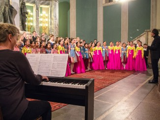 Internationales Kinderchorfestival Dresden (Foto: Manfred Zabel)