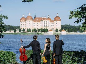 Das Moritzburg Festival mit Jan Vogler im August 2016 in Moritzburg bei Dresden. Foto: Oliver Killig