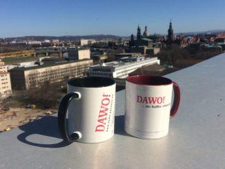 Mit einer richtigen Tasse schmeckt der Kaffee gleich viel besser - und sie sind nachhaltig. Foto: DAWO
