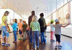Zum Museumsgeburtstag lud das Uhrenmuseum Glashütte zum Familientag ein. (Foto: Holm Helis)