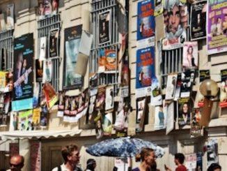 Das Rue Avignon Festival ist in diesem Jahr auch in Dresden. Foto: Startnext.