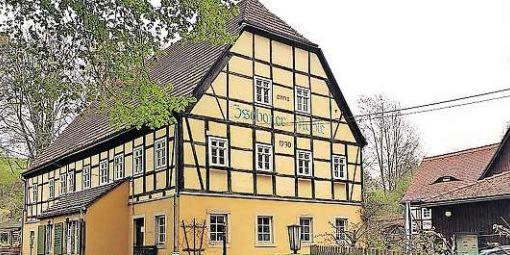 Die Zschonerrmühle ist die einzige funtionierende altdeutsche Wassermühle in Dresden. Foto: Archiv