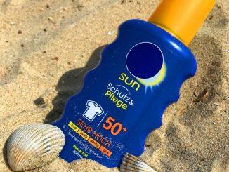Sonnencreme ist im Sommer ein wichtiges Mittel zum Schutz der Haut.