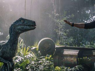 """""""Jurassic World: Das gefallene Königreich"""" hielt sich mehrere Wochen auf Platz 1 der Kinocharts. Jetzt wurde es von dem neuen """"The First Purge"""" vom Thron gekickt."""