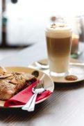 Im Café Milchmädchen in Dresden Gruna werden verschiedene Kaffeespezialitäten auch frisch zubereitete angeboten (Foto: Christian Chalupka)