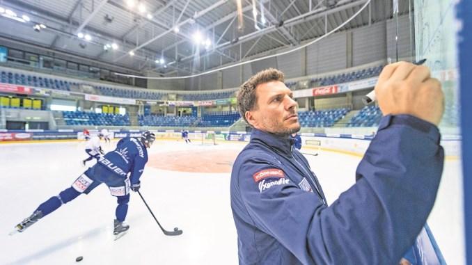 Trainer Jochen Molling