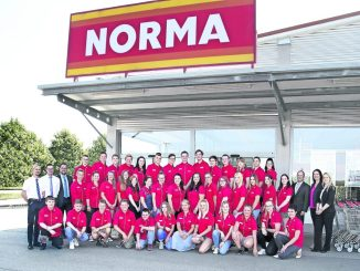 Azubi-Power bei NORMA in Rossau