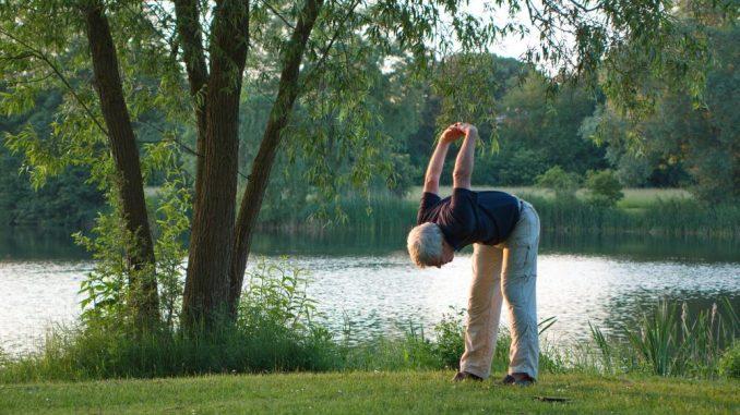 Bewegung im Alter sorgt für höhere Lebensqualität. Foto: PR