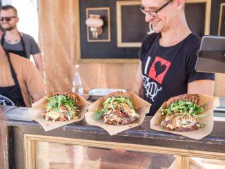 Burger, gesund aber lecker? Das gibt es nur auf dem Street Food Festival.