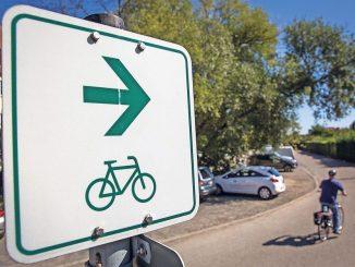 Endlich geht es vorwärts mit der Umsetzung des neuen Radverkehrskonzeptes in Dresden. (Foto: Sven Ellger)