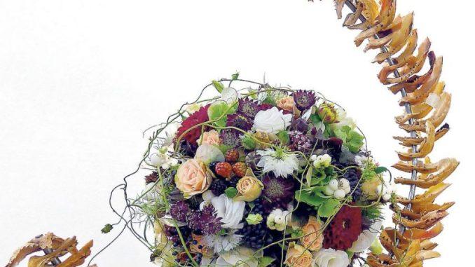 Feinste Floristikkunst wird am 22. und 23. September präsentiert. Foto: PR