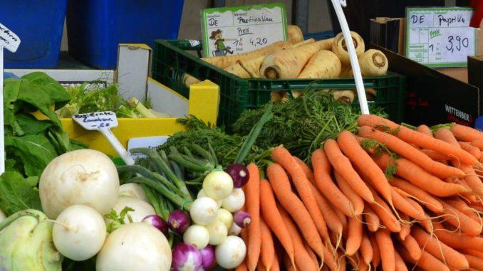 Obst und Gemüse brauchen kurze Transportwege – finden die Verbraucher. (Foto: Thessa Wolf)