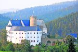 Wie lebte ein Burgfräulein auf Scharfenstein? Zurück ins Mittelalter mit Rollenspiel. (Foto: PR/Burg Scharfenstein)