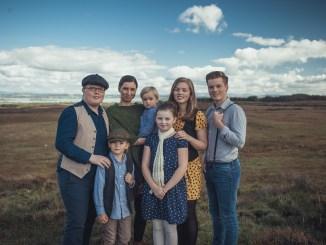 Angelo Kelly bringt mit seiner Familie irische Weihnachten nach Dresden.