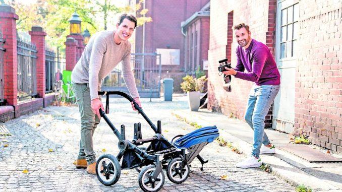 Frisch rasiert in den Alltag starten mit Gillette. // Foto: PR