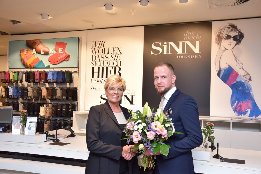 Führungswechsel: SiNN endlich wieder in Dresdner Händen