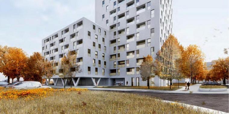 Stadtrat stoppt Sozialwohnungsbau auf der Florian-Geyer-Straße