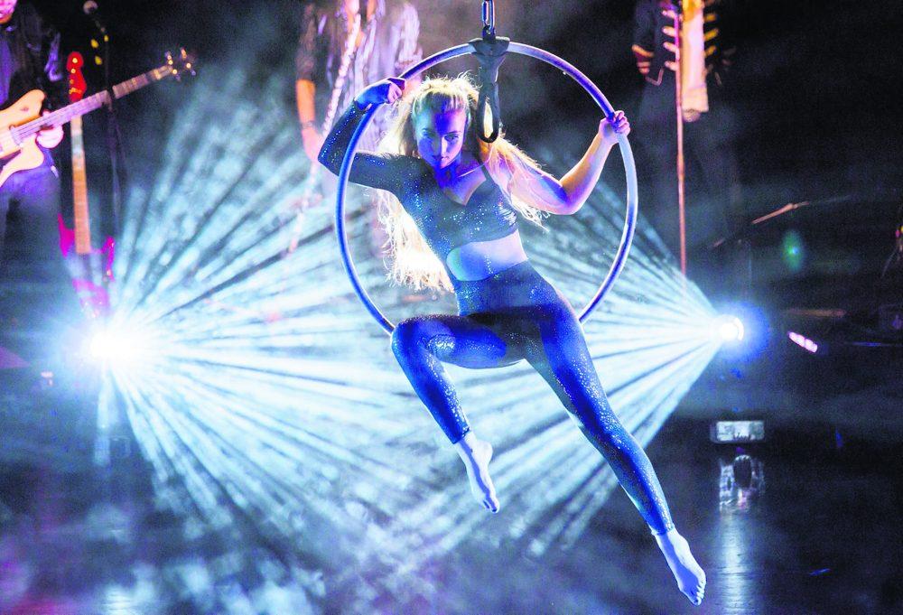 """Musik für die Augen: DAWO! verlost Tickets für """"Rock the Circus"""""""