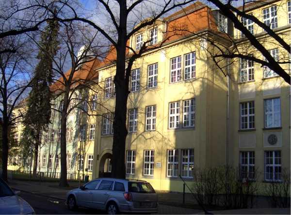 """Am Montag gibt es 1,4 Millionen Euro Fördermittel für die 64. Oberschule """"Hans Grundig"""""""