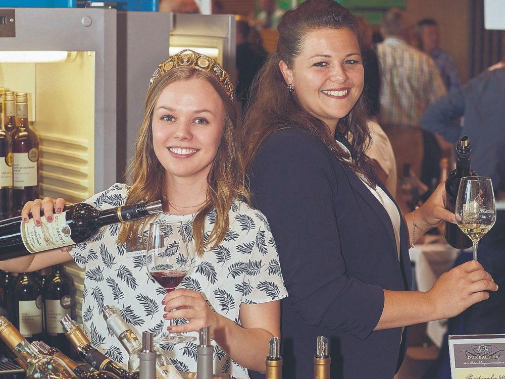 Wo sich Winzer und Genießer treffen: Wein und Tickets für die Weinmesse zu gewinnen